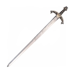 Richard the Lionheart Sword Silver Gold Hilt 31-SG277