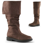 Robin Hood Brown Boots 34-4362