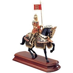 Prince Miniature Knight on Horseback MA5501
