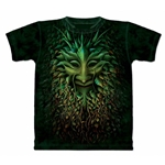 Greenman Adult T-Shirt 43-1031391