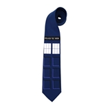 Doctor Who TARDIS Necktie
