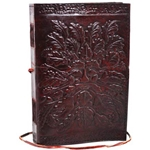 Greenman Leather Blank Book