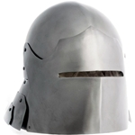 German Sallet Helmet Mid 15th Cen. 16G Med and Large Size
