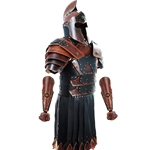Roman - Complete Leather Armor Set