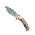 Stag Damascus Sporting Knife 62-1022