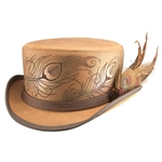 Strut Leather Hat