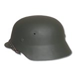 German WWII M40 Helmet Green Reproduction 69-102004