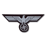 German Panzer Bevo Breast Eagle EM Enlisted - WWII Repro