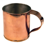 Tin Lined Copper Mug