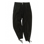 German WWII Tanker Pants Black Repro 803223