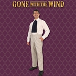 Gone With The Wind Barbecue Pants With Suspenders 889658
