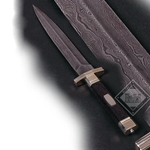 Damascus Knife Medium AH-3621-M