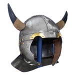 Viking Horned Helm AH-3807