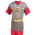 Roman Soldier Chain Mail Shirt  AH-6802