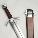 Late Medieval Arming Sword - Stage Combat Version,Medieval Longsword - Stage Combat Version