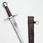Sir Marshall Knight Sword with Ring Scabbard