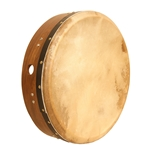 Bendir Drum with Snare 14 Inch