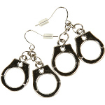 Handcuff Earrings 100-150471