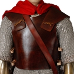 Classic Leather Cuirass
