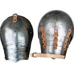 Knight Armor Pauldrons