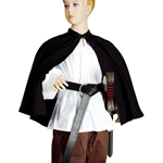 Kids Swordsmans Cape CG-060C