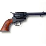 Old West 1873 Frontier Revolver Black Finish Non Firing FD1106N