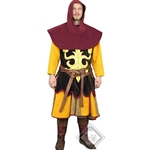 Tunic Surcoat and Hood Set GH0047