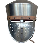 Early Great Helm Normandy GH0154