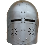 Visored Great Helm GH0180
