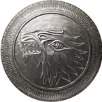 Stark Infantry Shield, A Game Of Thrones GoT-10