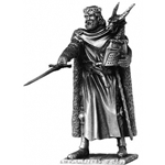 King Arthur Pewter Sculpture METR001