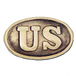 US Oval Belt Buckle ONC03