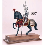 Miniature Knight TS-337