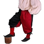 Medieval Two-Tone Pants TT-506