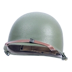 US M1 Helmet with Liner WWII Reproduction