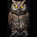Owl Wall Sconce