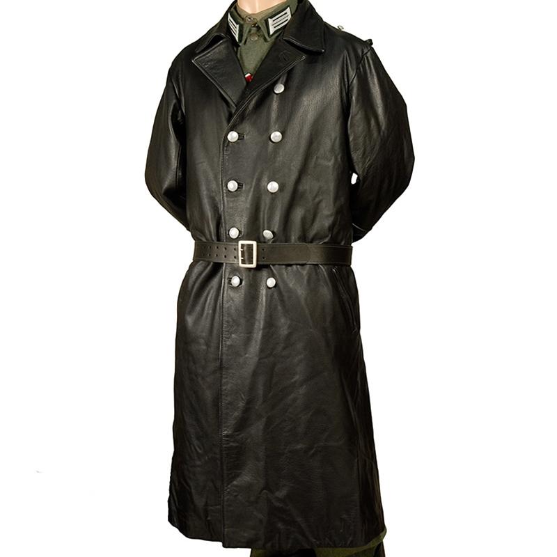 German Classic Ww2 Military Officer, Germany Ww2 Trench Coat
