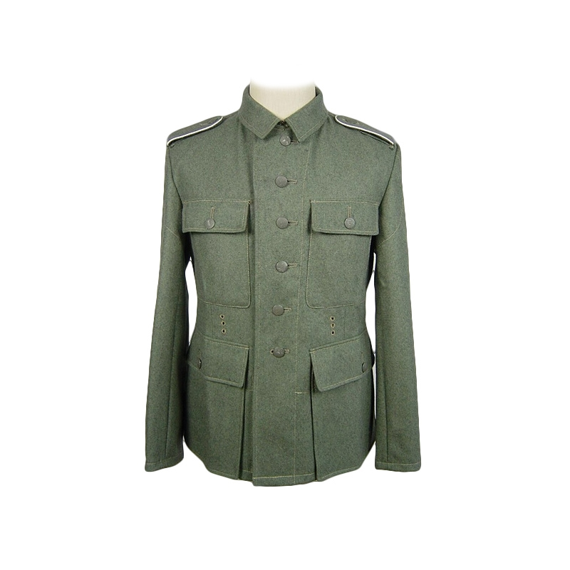 WWII German Uniform Smock WW2 German Army Military M40 Coat Tunic Gear REPRO