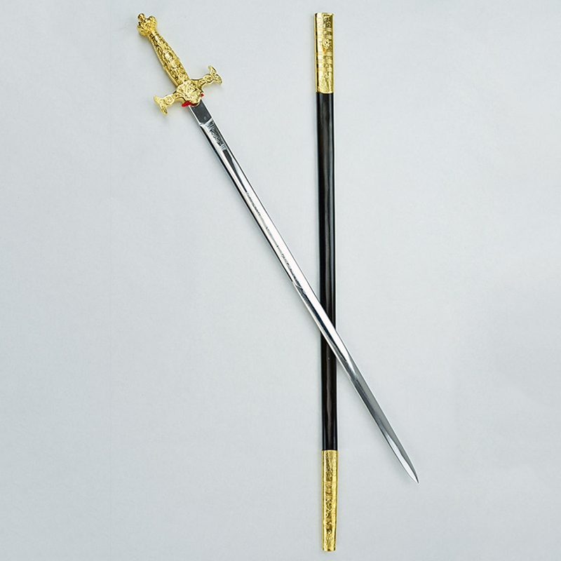 By The Sword, Inc  - Masonic Ceremonial Sword with Scabbard