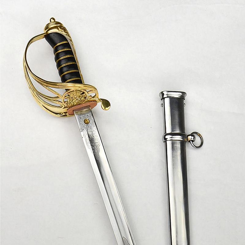 Sabre britannique modèle 1854 pour Officier d'Infanterie Us-s148_1_