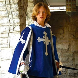 Youth Musketeer Tabard