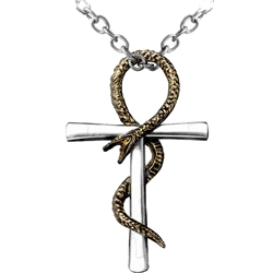 Ankh of Tau Necklace