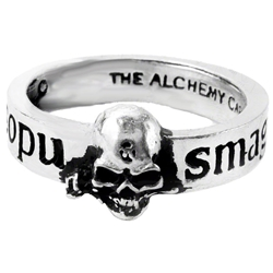 The Great Wish Ring Pewter Alchemy R36