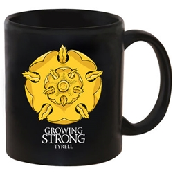 Game of Thrones Tyrell Coffee Sigil Mug