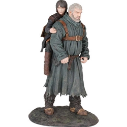 Game of Thrones Hodor and Bran Figure