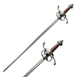 By The Sword, Inc  - Fencing Side Sword by Kingston Arms