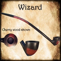 Wizard Pipe,Gandalfs Pipe,Lord of the Rings pipe,Collectible pipe,Cherry wood pipe,Briar wood pipe,LOTR pipe,Chruchwarden Pipe