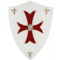 Crusader Knights Mini Shield