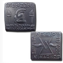 Square Iron Coin of Braavos
