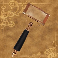 Small Steampunk Magnifier